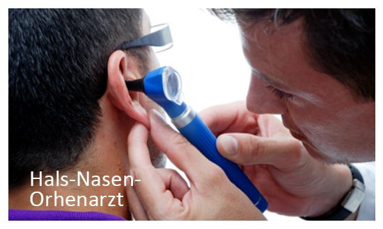 Hals-Nasen-Ohrenarzt