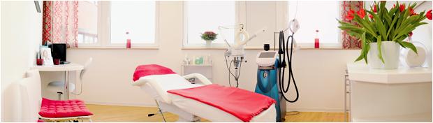 Fachinstitut für kosmetische und ästhetische Medizin.