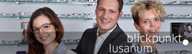 Optiker im Lusanum Ludwigshafen